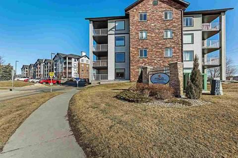 Condo for sale at 40 Summerwood Blvd Unit 120 Sherwood Park Alberta - MLS: E4149890