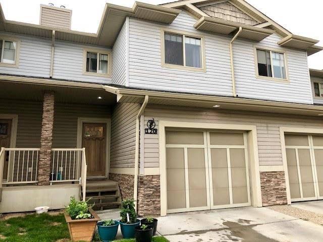 Townhouse for sale at 5420 Grant Macewan Blvd Unit 120 Leduc Alberta - MLS: E4162444