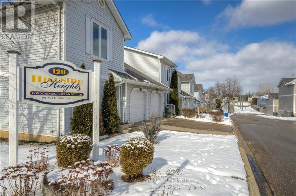 Townhouse for sale at 7 Centre St Unit 120 London Ontario - MLS: 244949