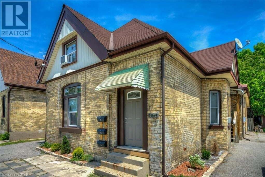 House for sale at 120 Adelaide St North London Ontario - MLS: 273887