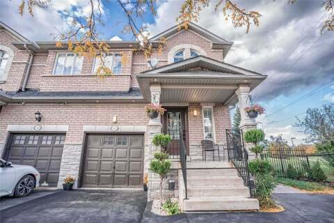 Townhouse for sale at 120 Adriana Louise Dr Vaughan Ontario - MLS: N4962387