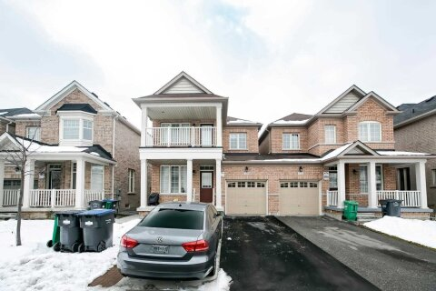 Townhouse for rent at 120 Allegro Dr Brampton Ontario - MLS: W5084250