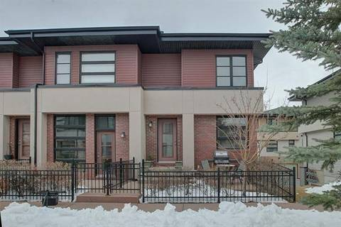 Townhouse for sale at 120 Aspen Hills Villa(s) Southwest Calgary Alberta - MLS: C4242646
