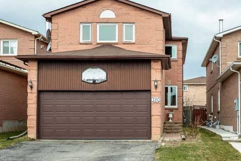 House for sale at 120 Atkins Circ Brampton Ontario - MLS: W4733550