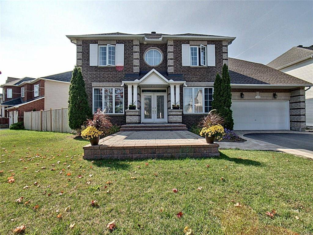 House for sale at 120 Ballance Dr Orleans Ontario - MLS: 1170871