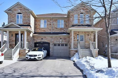 Townhouse for sale at 120 Black Maple Cres Vaughan Ontario - MLS: N4700311