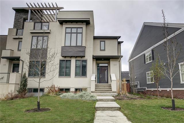 For Sale: 120 Burma Star Road Southwest, Calgary, AB | 3 Bed, 4 Bath Townhouse for $749,900. See 41 photos!