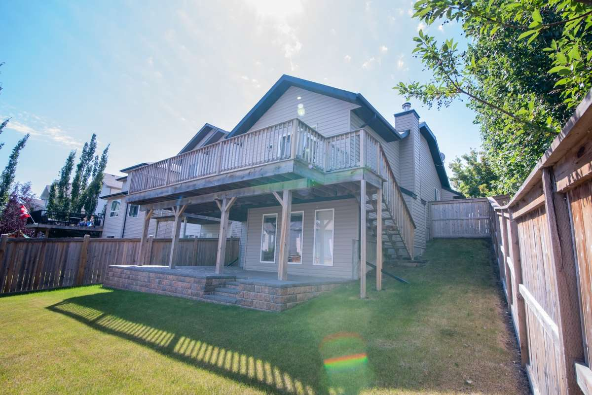 For Sale: 120 Chatwin Close, Sherwood Park, AB | 3 Bed, 3 Bath House for $424,900. See 26 photos!