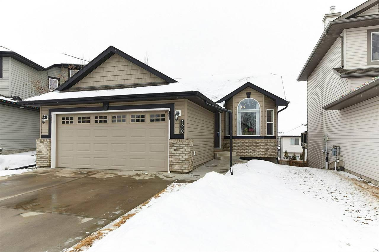 House for sale at 120 Chatwin Cs Sherwood Park Alberta - MLS: E4193062