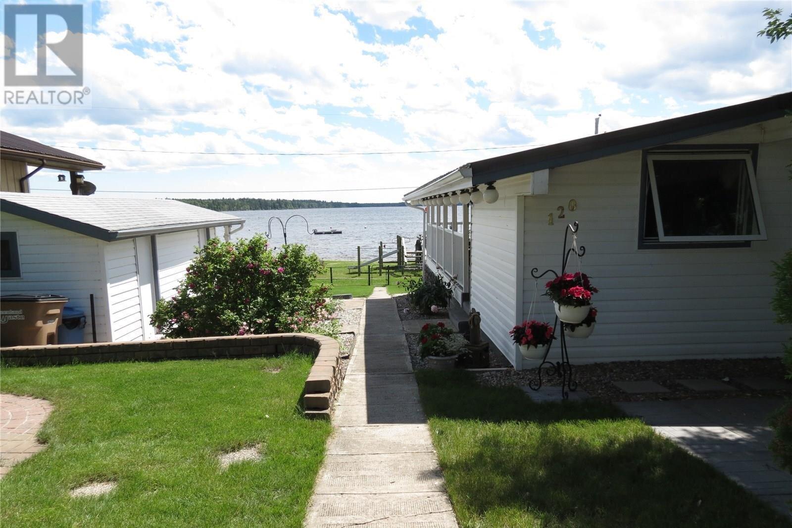 House for sale at 120 Chitek Dr Chitek Lake Saskatchewan - MLS: SK834453