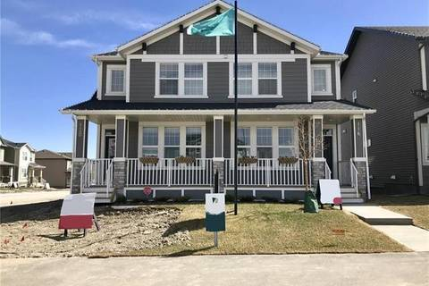 Townhouse for sale at 120 Cornerbrook Gt Northeast Calgary Alberta - MLS: C4285027