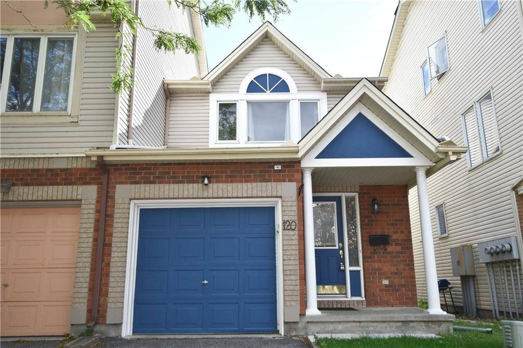 Townhouse for sale at 120 Corsica Pt Ottawa Ontario - MLS: 1169938