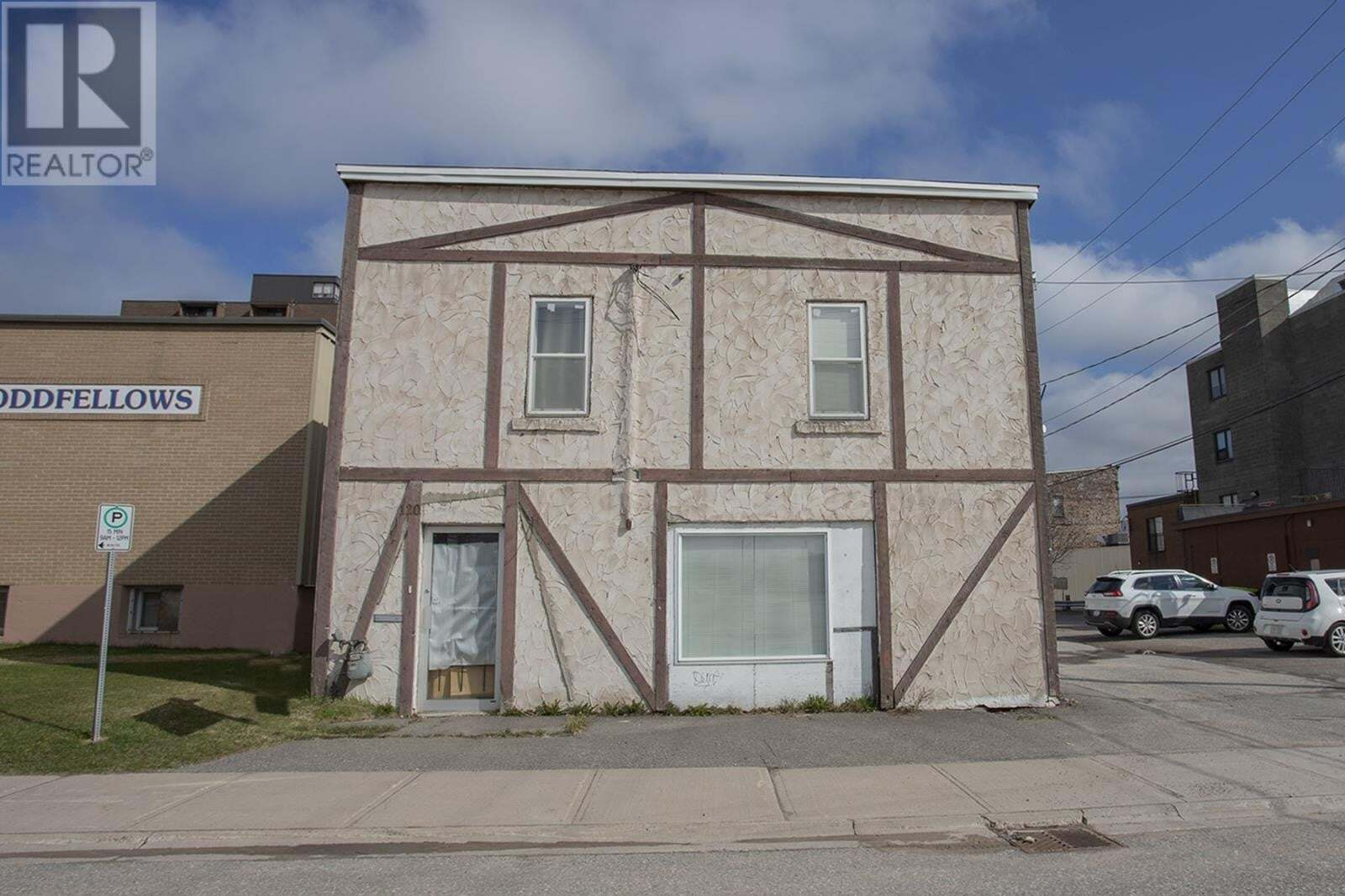 Commercial property for sale at 120 Dennis St Sault Ste. Marie Ontario - MLS: SM128531