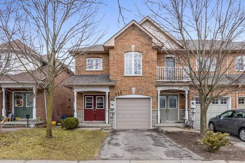 Townhouse for sale at 120 Dominion Gardens Dr Halton Hills Ontario - MLS: W4729489