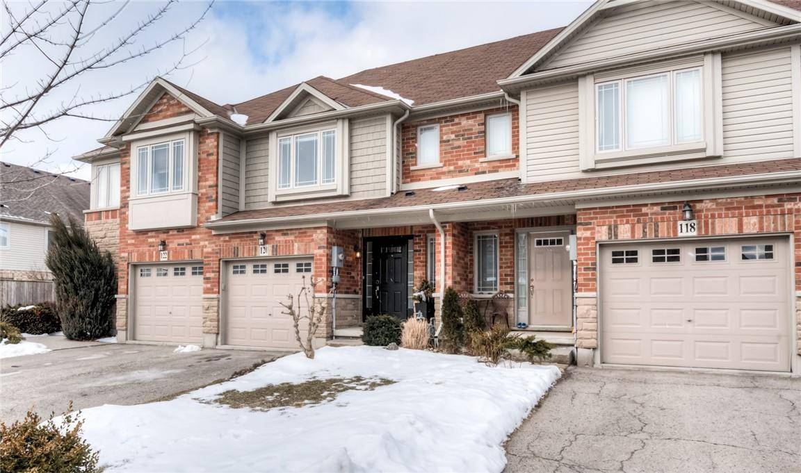 Townhouse for sale at 120 Donald Bell Dr Hamilton Ontario - MLS: H4072640