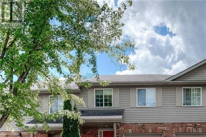 Townhouse for sale at 120 Dudhope Ave Cambridge Ontario - MLS: 30825612