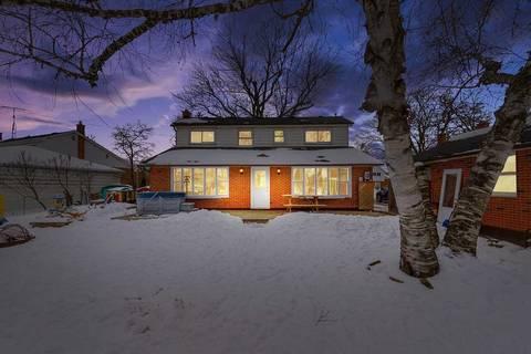 House for sale at 120 Elizabeth Dr Halton Hills Ontario - MLS: W4695790