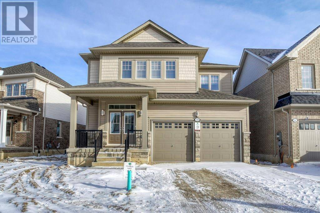 House for sale at 120 Farley Rd Fergus Ontario - MLS: 30786244