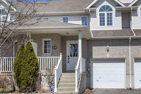 Townhouse for sale at 120 Fireside Ct Kingston Ontario - MLS: K19002096