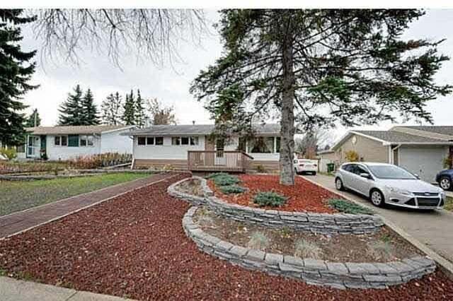 House for sale at 120 Grandin Rd St. Albert Alberta - MLS: E4213335
