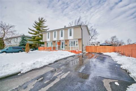 Townhouse for sale at 120 Griselda Cres Brampton Ontario - MLS: W4690748