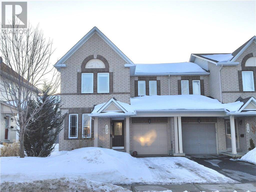 Townhouse for rent at 120 Grovemont Dr Ottawa Ontario - MLS: 1183906