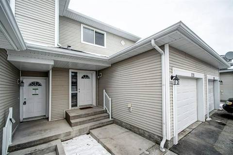 Townhouse for sale at 120 Hillview Te Strathmore Alberta - MLS: C4278729