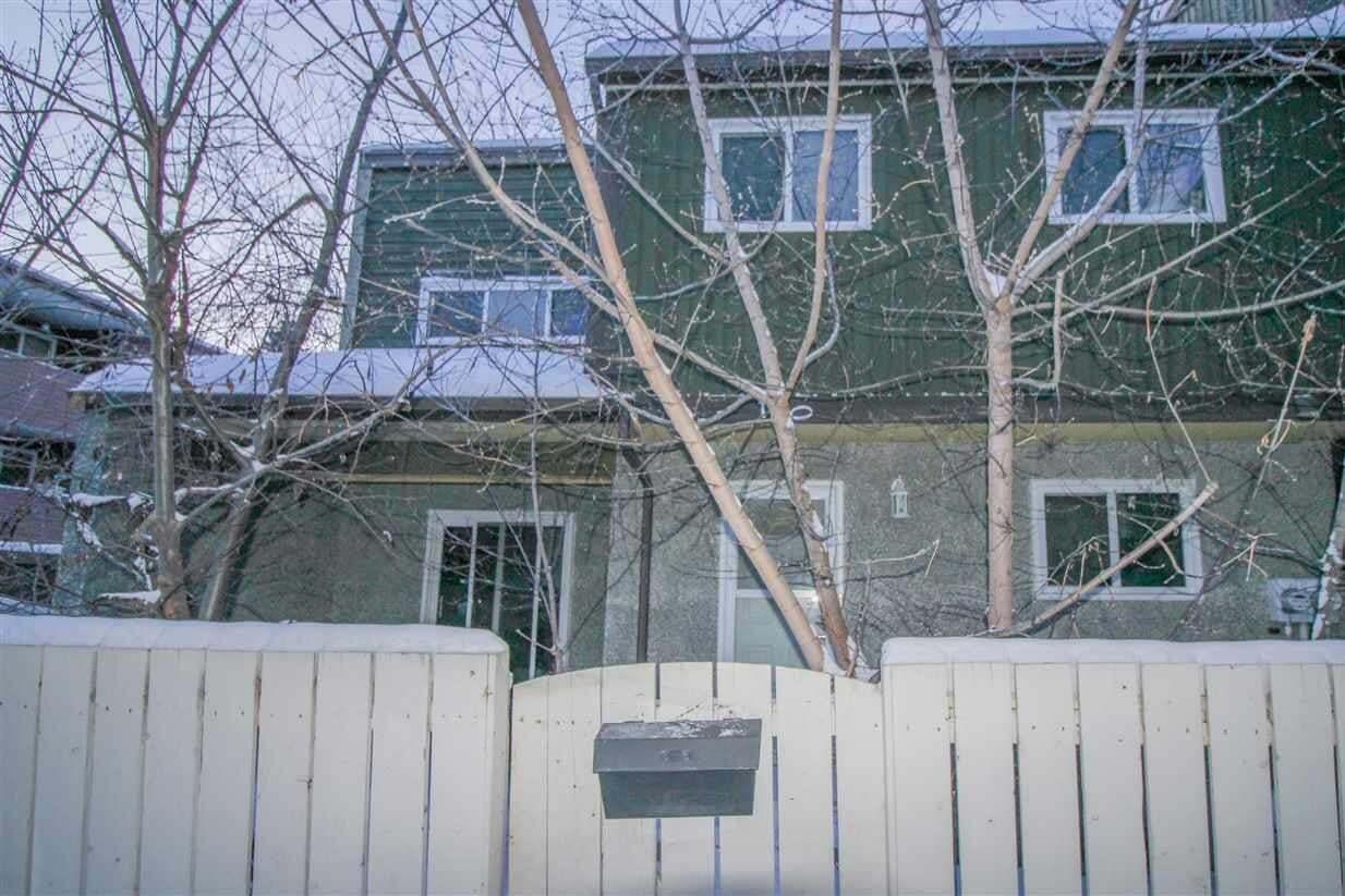 Townhouse for sale at 120 Kaskitayo Co NW Edmonton Alberta - MLS: E4203199