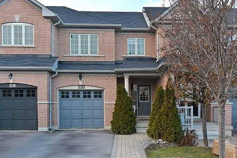 Townhouse for sale at 120 Keystar Cres Vaughan Ontario - MLS: N4646720