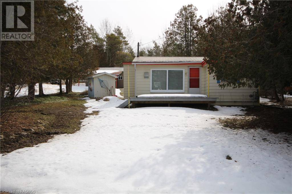 House for sale at 120 Lake Rd Georgian Bluffs Ontario - MLS: 248489