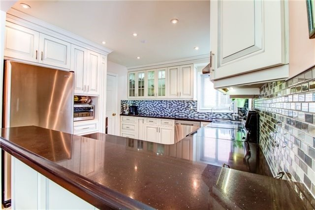 For Sale: 120 Lyndhurst Drive, Markham, ON | 4 Bed, 4 Bath House for $1,399,000. See 14 photos!