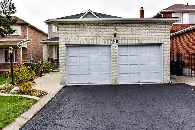 House for sale at 120 Major William Sharpe Drive Brampton Ontario - MLS: W4301765