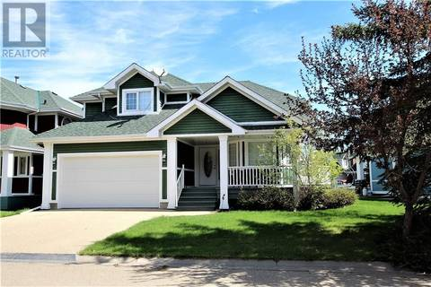 House for sale at 120 Marina Bay Ct Sylvan Lake Alberta - MLS: ca0162822