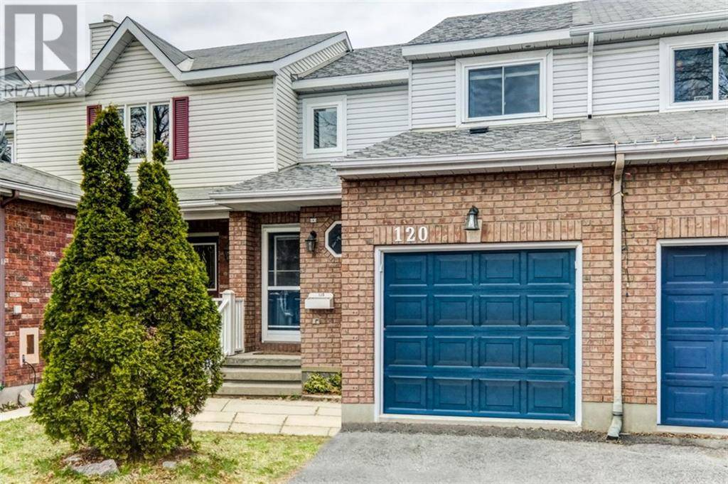 Townhouse for sale at 120 Markland Cres Ottawa Ontario - MLS: 1187458