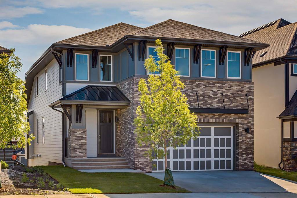 House for sale at 120 Masters Wy Se Mahogany, Calgary Alberta - MLS: C4215945