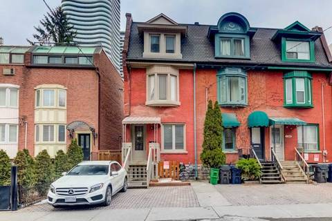 Townhouse for sale at 120 Mcgill St Toronto Ontario - MLS: C4718820