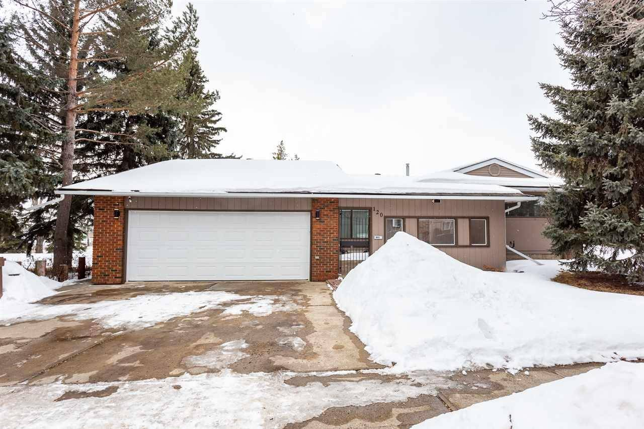 House for sale at 120 Mission Ave St. Albert Alberta - MLS: E4191028