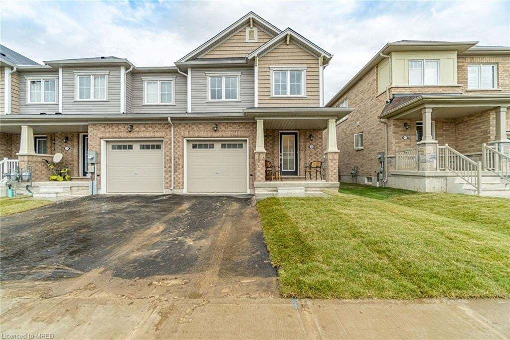 Townhouse for sale at 120 Munro Circ North Brantford Ontario - MLS: 40025492