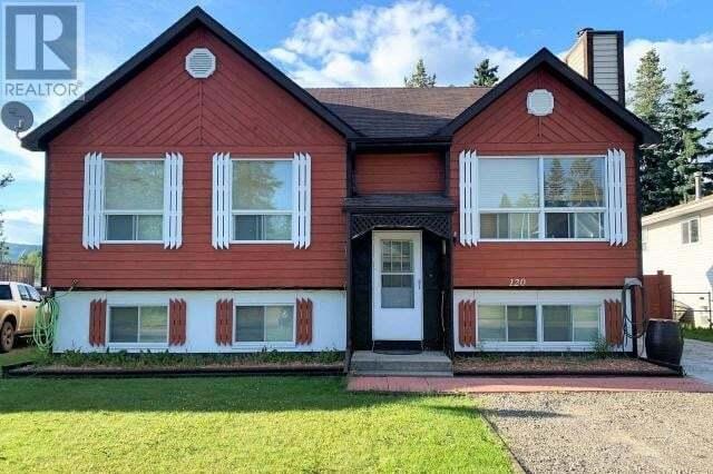 House for sale at 120 Murray Dr Tumbler Ridge British Columbia - MLS: 184730