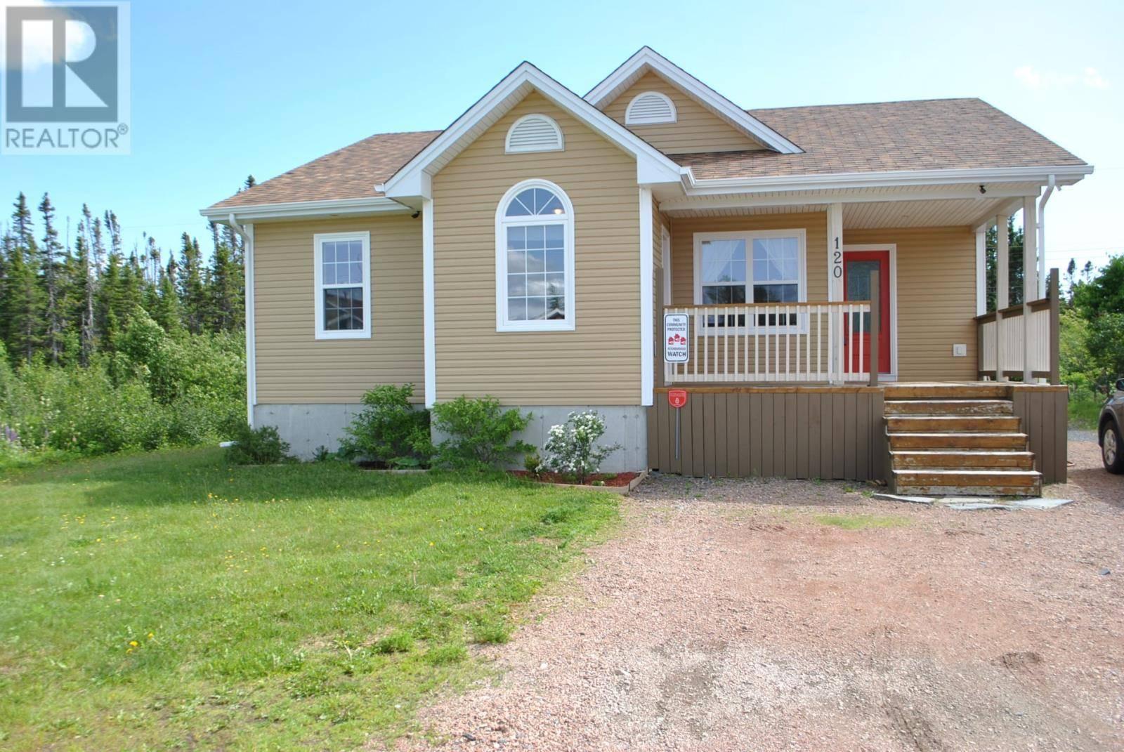 House for sale at 120 Ogilvie St Gander Newfoundland - MLS: 1199619