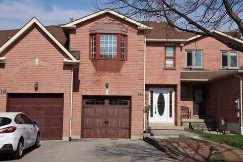 Townhouse for sale at 120 Oldhill St Richmond Hill Ontario - MLS: N4456510