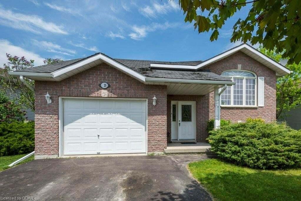 House for sale at 120 Raglan St Brighton Ontario - MLS: 261549