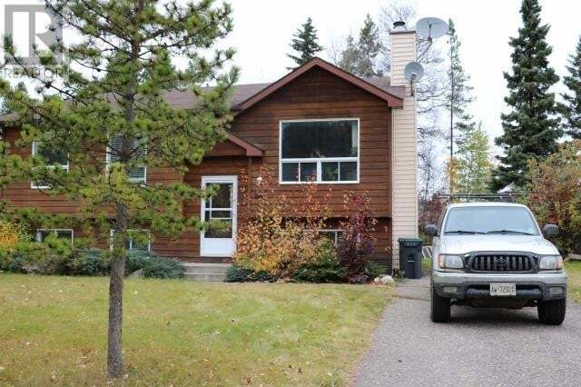 House for sale at 120 Red Willow Ave Tumbler Ridge British Columbia - MLS: 186332