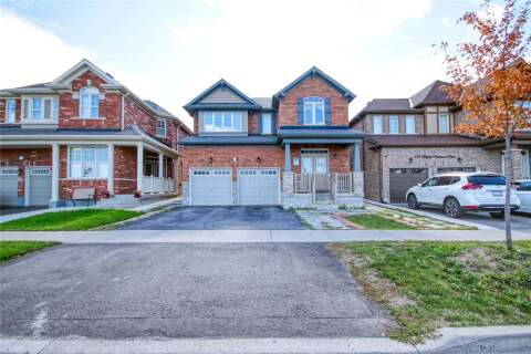 House for sale at 120 Robert Parkinson Dr Brampton Ontario - MLS: W4927411