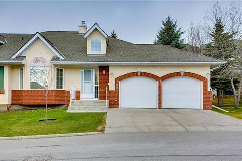 Townhouse for sale at 120 Sienna Park Green Southwest Calgary Alberta - MLS: C4242383