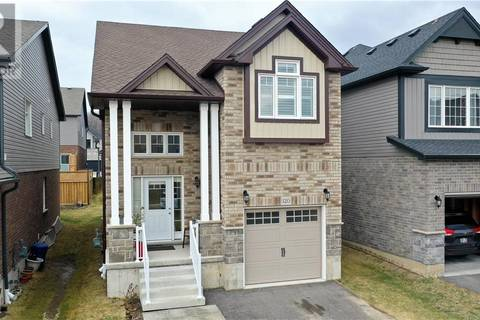House for sale at 120 South Creek Dr Kitchener Ontario - MLS: 30728285