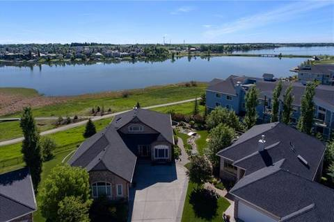 House for sale at 120 Stonemere Point(e) Chestermere Alberta - MLS: C4254000