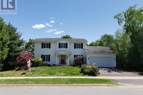 House for sale at 120 Stoneybrook Cres Fredericton New Brunswick - MLS: NB021347