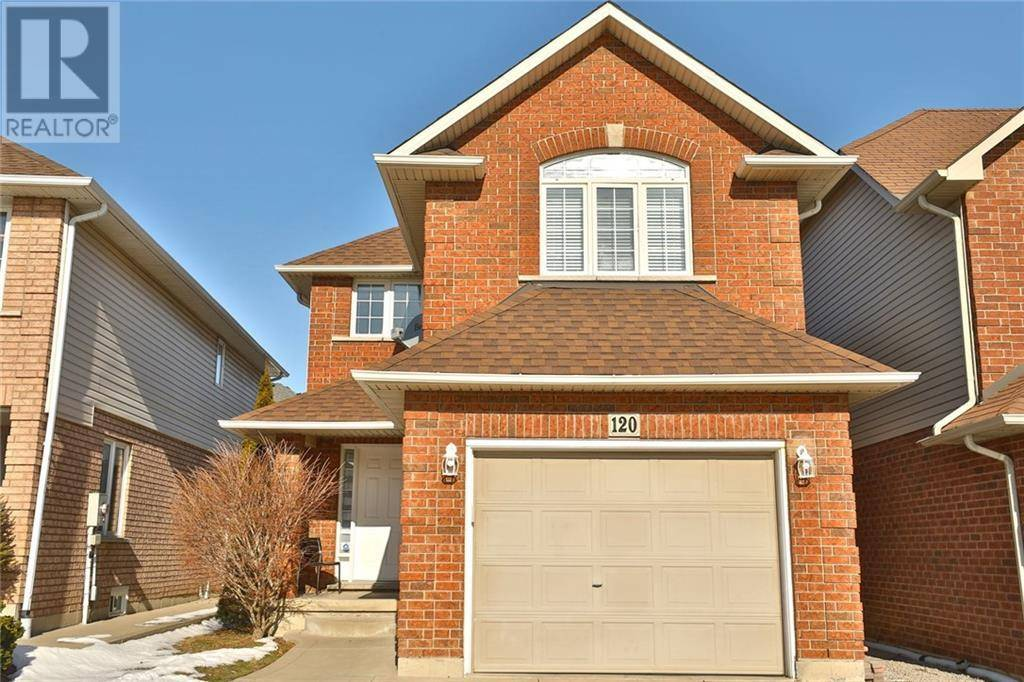 House for sale at 120 Thoroughbred Blvd Ancaster Ontario - MLS: 30792635