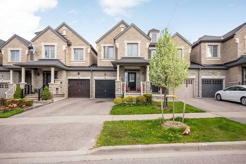 Townhouse for sale at 120 Via Toscana  Vaughan Ontario - MLS: N4488100